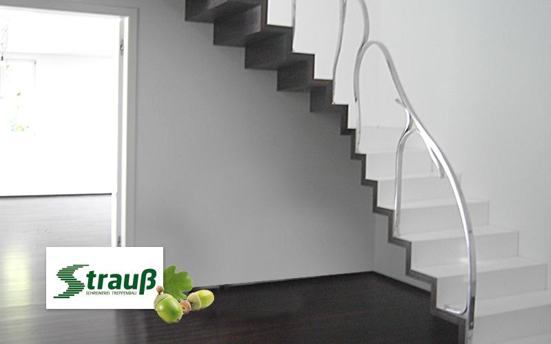 Design Treppen schreinerei strauß design treppen